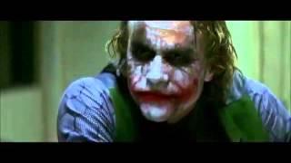 полная сцена допроса Джокера