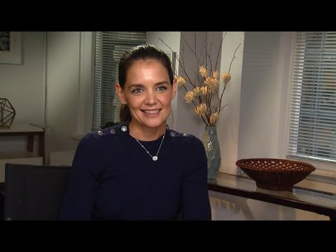 EXCLUSIVE: Katie Holmes on Directorial Debut and Daughter Suri: 'I Know Myself Better Because of …