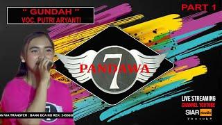 GUNDAH VOC PUTRI ARYANTI - 7 PANDAWA PART - SIAR STUDIO