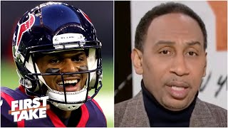Stephen A. wants to see Deshaun Watson traded to the Dolphins | First Take