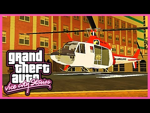 GTA: Vice City Stories - Vehicle Mission: Air Rescue (Level 1-15) [HD]
