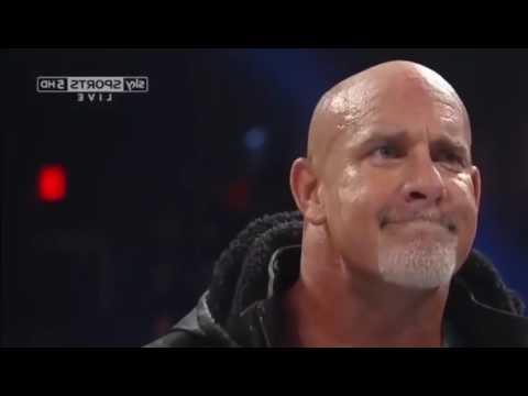 Download WWE Monday Night Raw 31 October 2016 Goldberg JACKHAMMERS Rusev and SPEARS Paul Heyman HD   YouTube