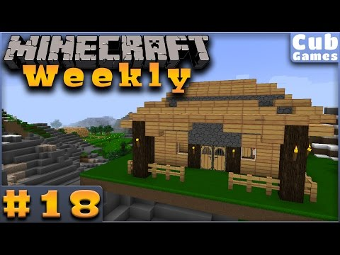 To Win a Woman's Heart | Minecraft Weekly #18