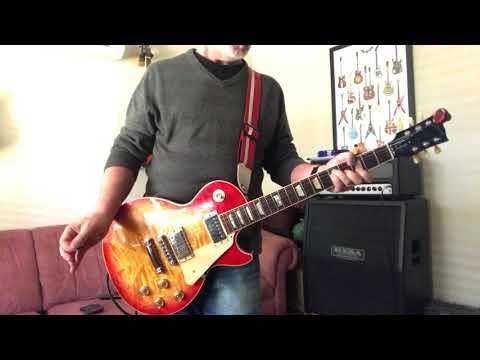 River Deep Mountain High - Rockets - Guitar Cover