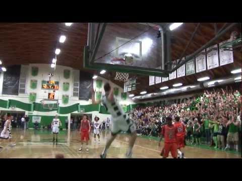 Eric Greene Dunk - Thousand Oaks High School