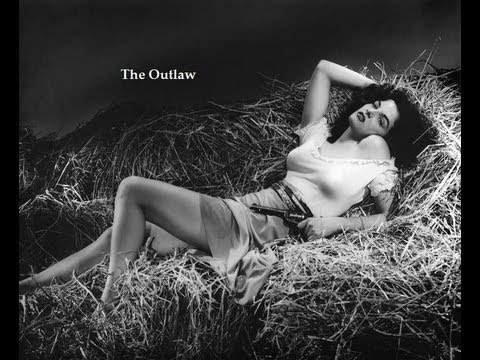 The Outlaw 1943 - Jane Russell/Thomas Mitchell/Jack Buetel/Walter Huston
