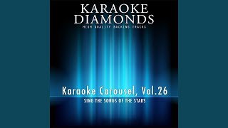The Way I Are (Karaoke Version) (Originally Performed by Timbaland feat. Keri Hilson)