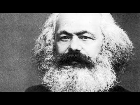 Karl Marx - 200 Years On - Professor Gareth Stedman Jones