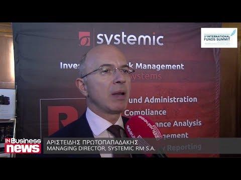 3ο International Funds Summit - SYSTEMIC RM S.A.