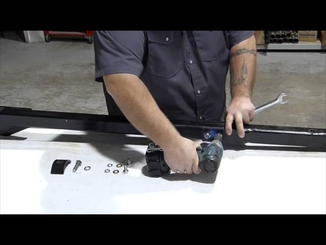 Track N Go Coil-03-Kit Instalation pour Dodge Ram 2500 / 3500 2014 et plus Francais