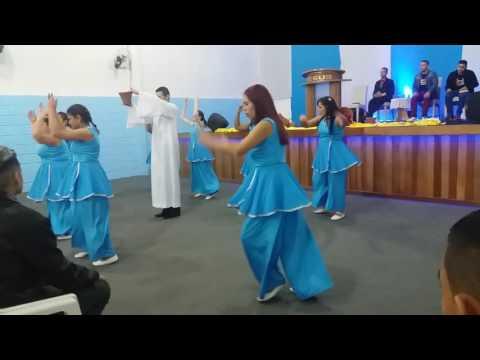 Não  Toca Nesse Vaso Grupo Meninas  Dos  Olhos  De  Deus