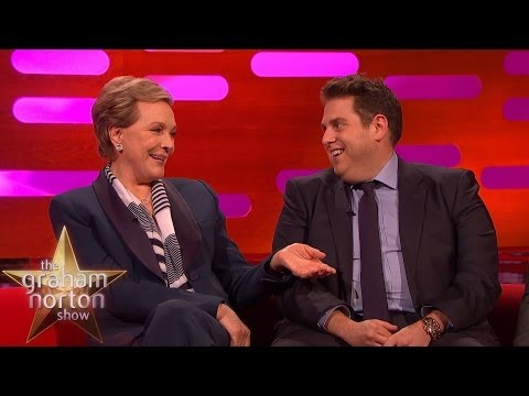 Julie Andrews Talks About Going Topless On Film  The Graham Norton