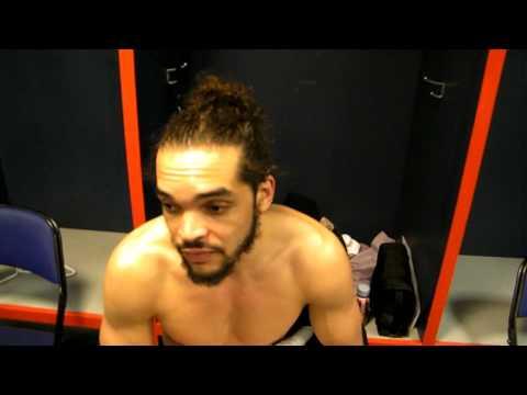 Interview Joakim Noah (français) - Game 3 - Bulls @ Wizards