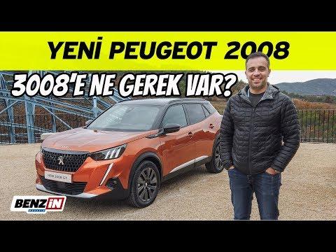 Peugeot 2008 test sürüşü 2020 | 3008'e ne gerek kaldı?