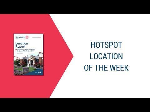 Hotspot Of The Week - Queanbeyan