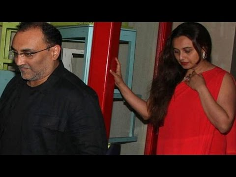 Aditya Chopra Thinks God Has CURSED Him By Getting Him MARRIED To Rani Mukerji
