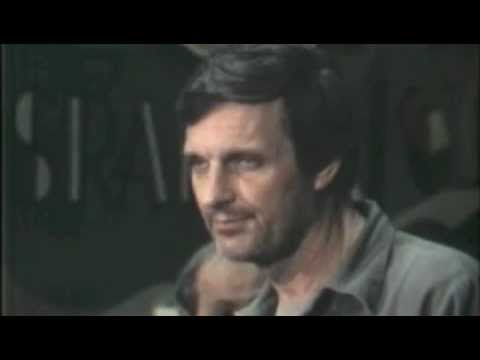 Rarely seen footage of Hawkeye Alan Alda Part 1 MASH Final shoot  conference