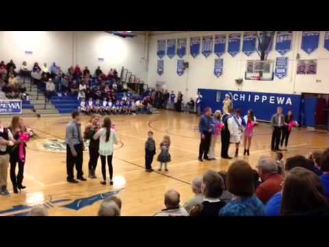2013 Chippewa High School Winter Homecoming