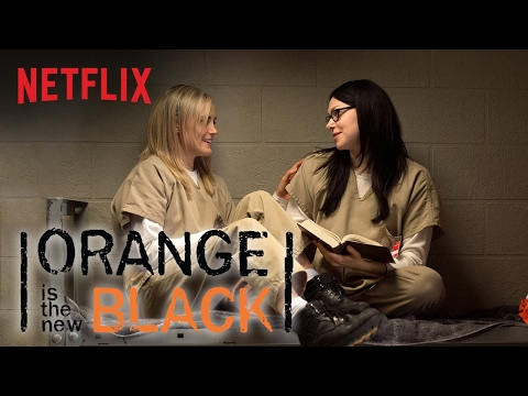 Orange Is the New Black Teases Its Lesbian Love Triangle