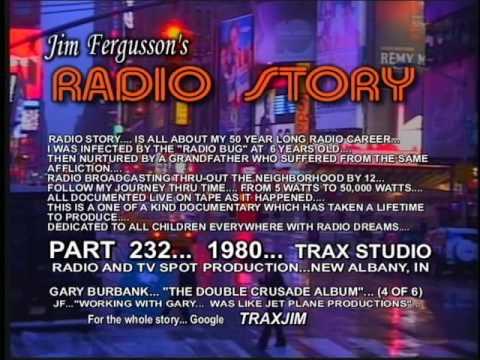 JIM FERGUSSON COMEDY - GARY BURBANK!!! - MRS.  BURBANK'S BABY SAVERS - FERGUSSON/TRAX - RS 835NEW