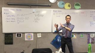 Proving Binomial Identities (1 of 6: Reviewing and Proving the Symmetry Identity)