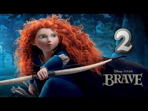 Храбрая Сердцем (Brave: The Video Game) Прохождение (Без комментариев)