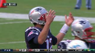 Patriots vs Dolphins 2014 Week 1