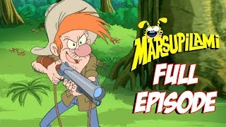 The Jaws of the Jungle - Marsupilami FULL EPISODE  - Season 2 - Episode 16