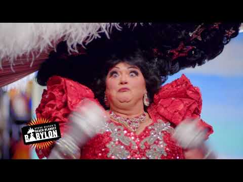 Martha Quinn - San Francisco's Iconic Beach Blanket Babylon To Close It's Doors