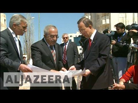 UN to name ex-Palestinian PM as Libya envoy