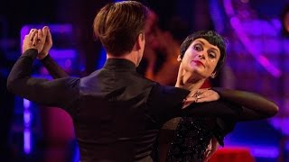katie derham anton du beke foxtrot to maybe this time strictly come dancing 2015
