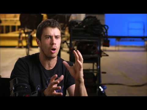 "Dawn Of The Planet of the Apes: Toby Kebbell ""Koba"" Behind the Scenes Movie Interview"