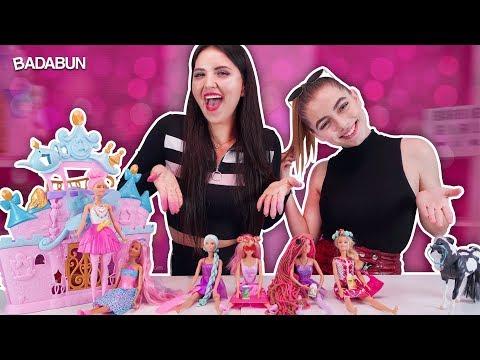 Restaurando Barbies con YouTubers. Final increíble