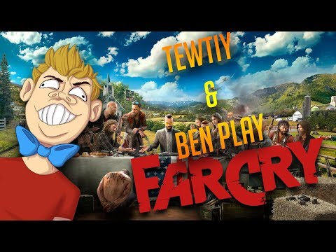 HOW GOOD IS THIS GAME *I AM BACK?!* - Far Cry 5 W/TEWTIY