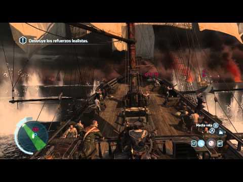 Assassin's Creed 3: Episodio 56 -Bahia de chesapeake
