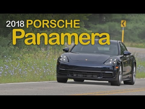 2018 Porsche Panamera Review: Curbed with Craig Cole