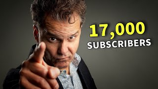James Jani Get's 17,000 YouTube Subscribers in One Day?