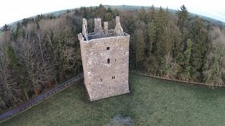 Fartigar Castle Castlegrove Kilconly Tuam Co Galway