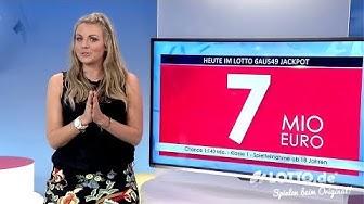 Ziehung der Lottozahlen vom 13.10.2018