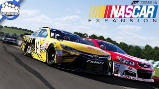 fm6 nascar expansion 02 vom oval auf den rundkurs let s play fm6 nascar expansion