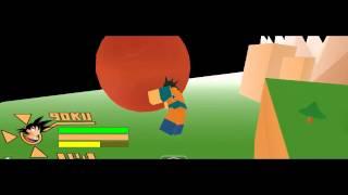 Dragon Ball Z Kai Roblox Edition