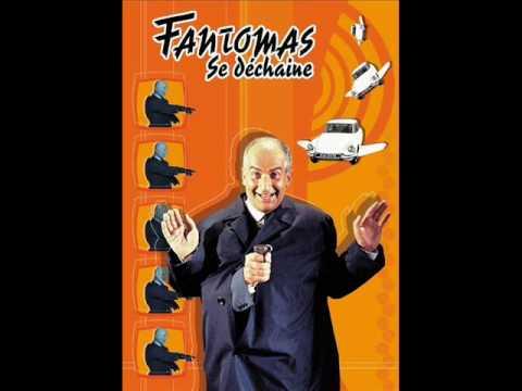 Phantomas Louis De Funes