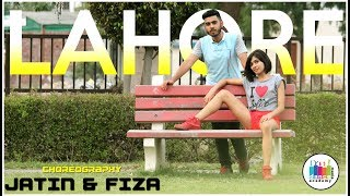 Lahore vs Magenta Dance Choreography | Ft. Fiza Pathak & Saksham Batra | Dance Mania India