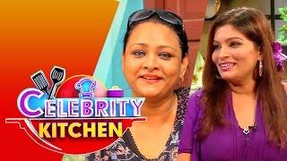 Actresses Shakila & Kumtaj in Celebrity Kitchen (07/06/2015)