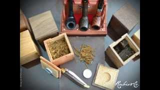 Handcrafted - Hardwood Tobacco Humidor Box - How They're Made!