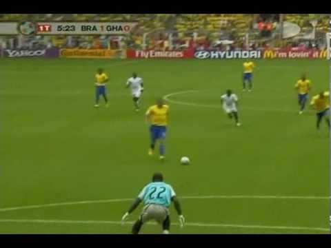 Ronaldo vs Ghana 2006