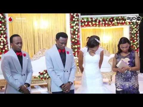 VIDEO: Harusi ya Mchekeshaji Masanja Ukumbini