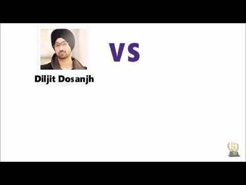 Diljit Dosanjh vs jassi gill | EDUCATION IN HINDI |