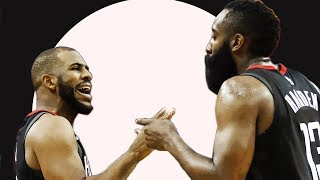 James Harden PUSHED To Get Chris Paul OUT Of Houston After DRAMATIC Fight!