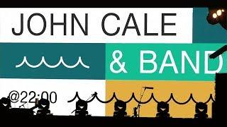 John Cale & Band - (Full Set) @ Stavros Niarchos Foundation Cultural Center, Kallithea GR 19/06/2018